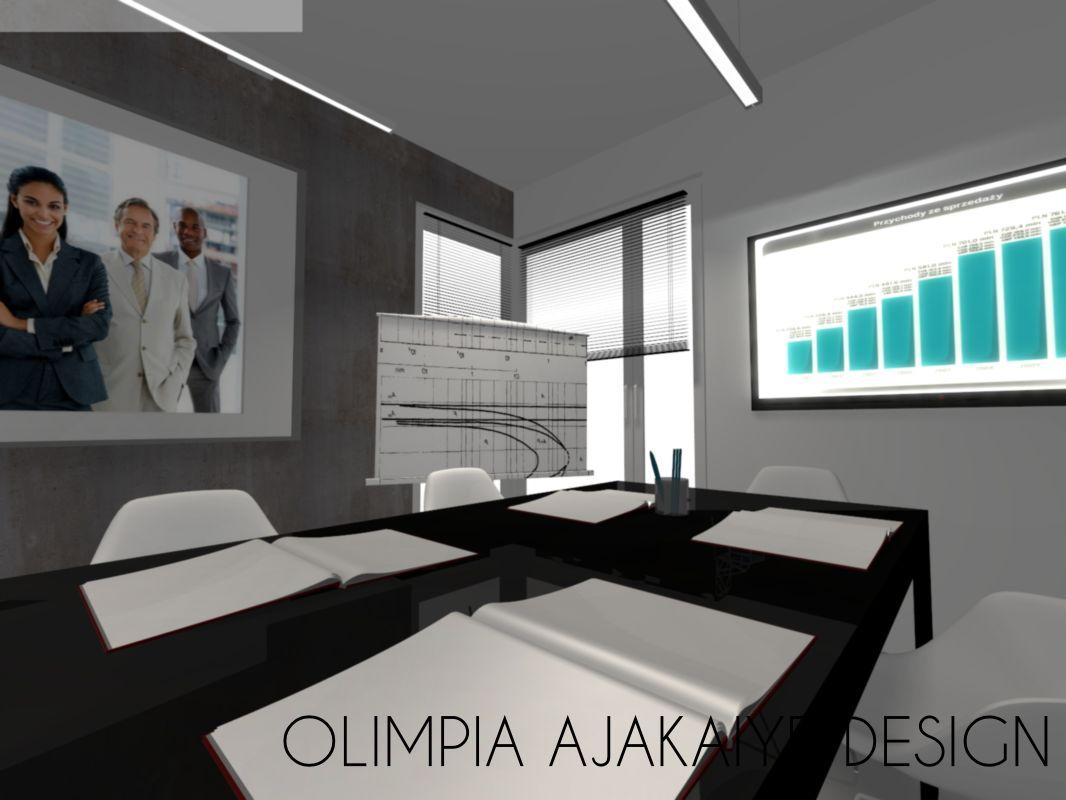 Sala konferencyjna - Olimpia Design